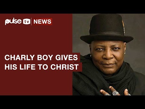 Charly Boy Gave His Life to Christ at Christ Embassy Church | Pulse TV