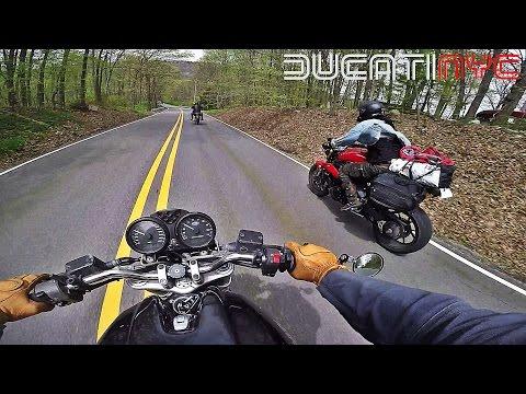 MOTOCAMPING w MotoFellas e3 - Ride to Worthington Forest v434