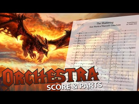 World Of Warcraft: The Shattering | Orchestral Cover