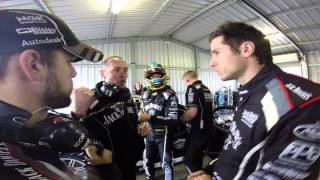Jack Daniel's Racing's Road to Bathurst - The Engineer & the Mechanic