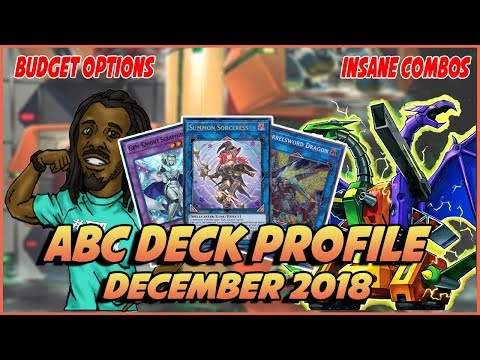 YuGiOh *COMPETITIVE* In-Depth ABC Deck Profile! |This Deck Can Extra Link?| [December 2018]