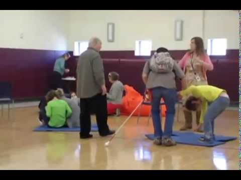 HANDSMATTER / TEXAS SCHOOL FOR BLIND AND VISUALLY IMPAIRED - 2013