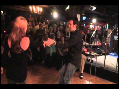 Jordan Tatiana Swing At Highway 99 Blues Club In Seattle