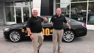 Raining Deals!   2017 Buick LaCrosse   Sunset Chevrolet Buick GMC