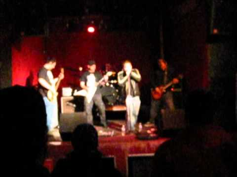 """Long Time Divided performing """"Requiem"""" at Peabody's in Cleveland"""