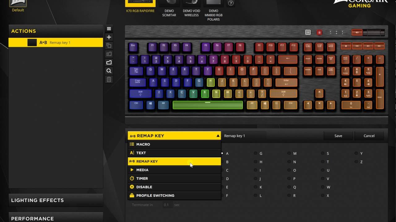 Sponsored] Corsair K70 RGB RAPIDFIRE Keyboard Review - Overclock net