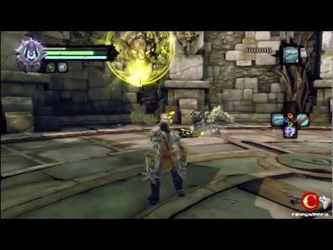 "Darksiders II Walkthrough Episodio 8 ""Dentro Templo Perdido"""