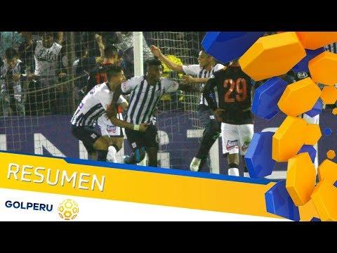 Alianza Lima 2-1 FBC Melgar