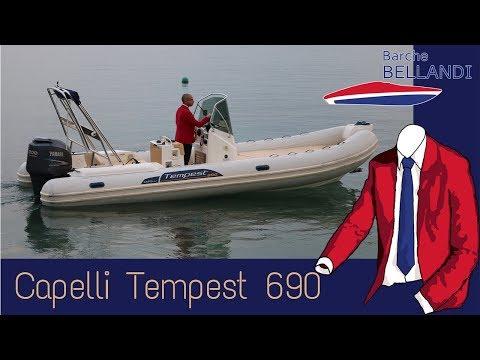 Capelli Tempest 690 [Test in Acqua]