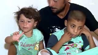 نازح عراقي يروي حكاية فقد بصره إثر المعارك ضد داعش