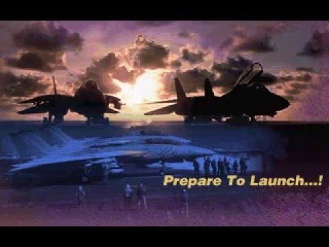 F-14 Fleet Defender - UFO mission, (take 2 - Flight 19)