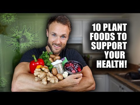 10 Healthy Foods To Support Your Health