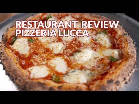 Restaurant Review - Pizzeria Lucca | Atlanta Eats