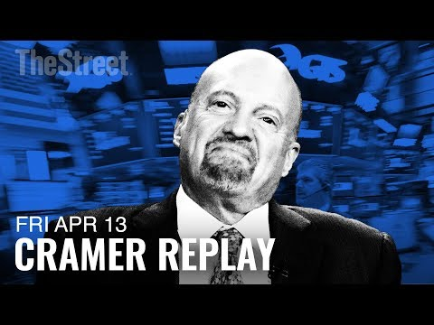 Jim Cramer Reacts to Bank Earnings: JPMorgan, Citigroup and Wells Fargo