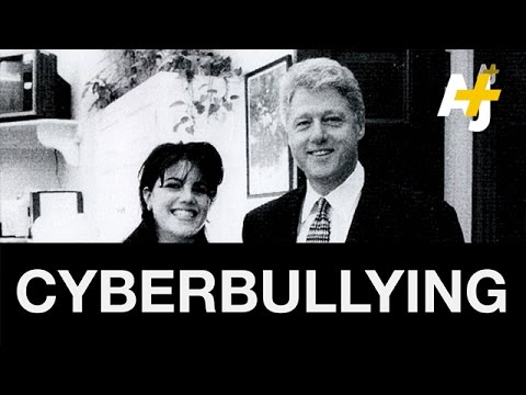 Monica Lewinsky: World's First Cyberbullying Victim?