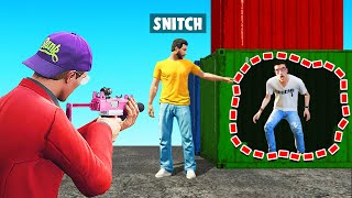 The MOST IMPRESSIVE SNITCH Yet! (GTA 5 Online)