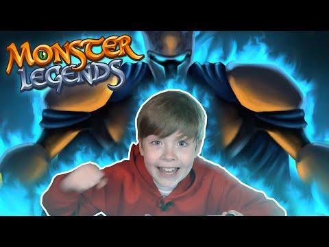MONSTER LEGENDS!! #2 | Mobile Games [99]