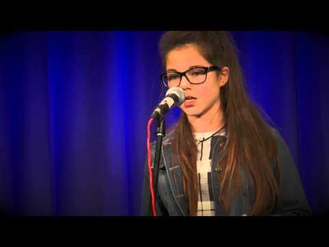 Asha Barrett - Lakes Got Talent 2015