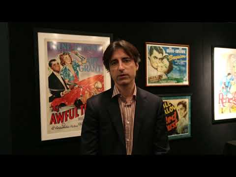 Noah Baumbach on His Formative Experiences at the New York Film Festival | NYFF55