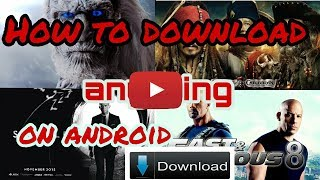 How to download any movie| game of thrones on android by torrent