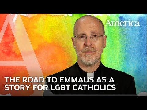 What the Emmaus story has to say to LGBT Catholics