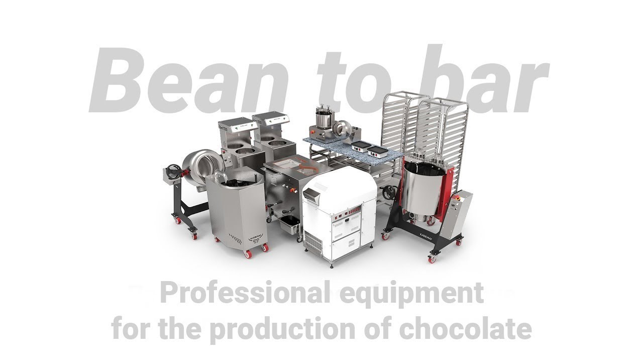 Kadzama Llc Cocoa And Chocolate Machines And Equipment