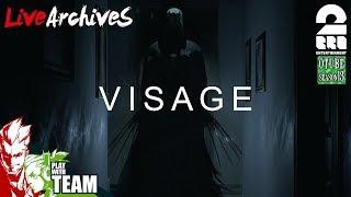 #1【ホラー】おついち,弟者の「Visage」【OTUBE】