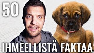 50 IHMEELLISTÄ FAKTAA MAAILMASTA #22