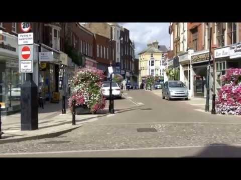 Town Centre, Wisbech, Cambridgeshire