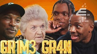 GRIME GRAN | FT. TOP BOY'S ASHLEY WALTERS, KREPT & KONAN | BRAND NEW SERIES!