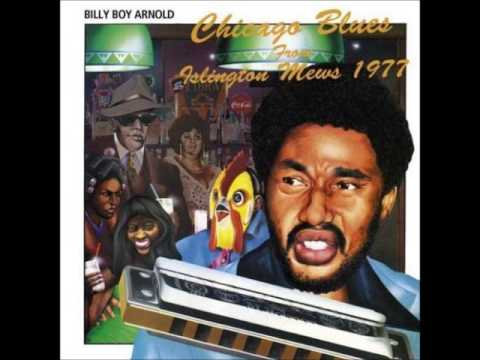 Billy Boy Arnold - Just Got To Know