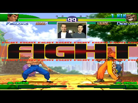 Street Fighter Alpha 3: Versus Tarquinn -01- Rematch