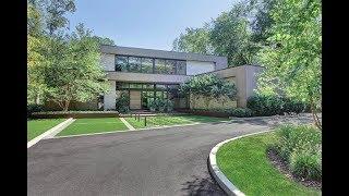Breathtaking Architectural Masterpiece in Short Hills, New Jersey