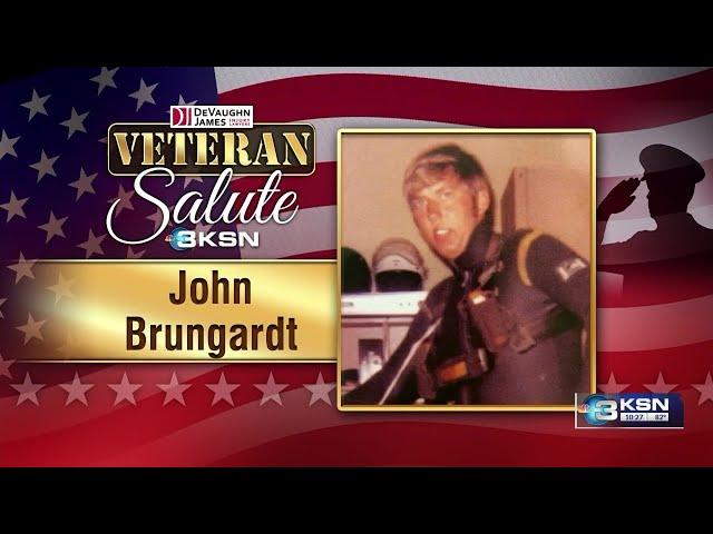 Veteran Salute: John Brungardt