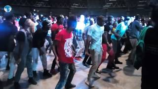 Song and dance at Africa Let's Worship event in Mombasa