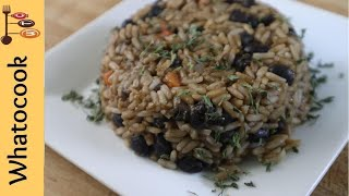 Simple And Easy Caribbean Black Beans And Rice Recipe