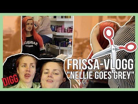 """NELLIEGOESGREY""|FRISSA-VLOGG"