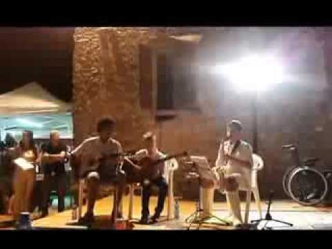 The Liberty il Trio - Entre dos Aguas (Paco de Lucia)