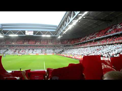 Lille - Nancy [HD] Inauguration Grand Stade Lille Métropole