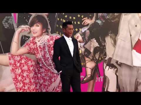 2018-04-15 第37屆香港電影金像獎頒獎典禮紅地毯:古天樂 37th Hong Kong Film Awards Carpet:Louis Koo