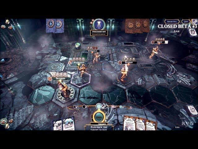 Warhammer Underworlds: Online (видео)