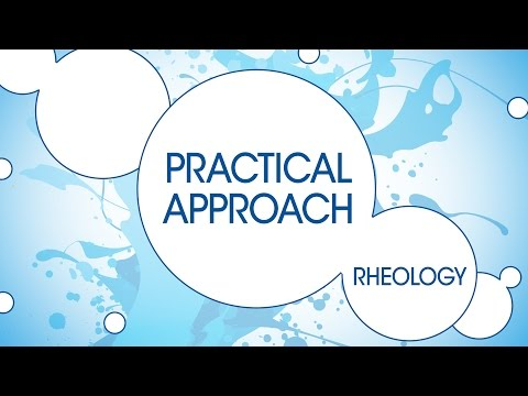 You Are Invited To A Practical Approach To Rheology!