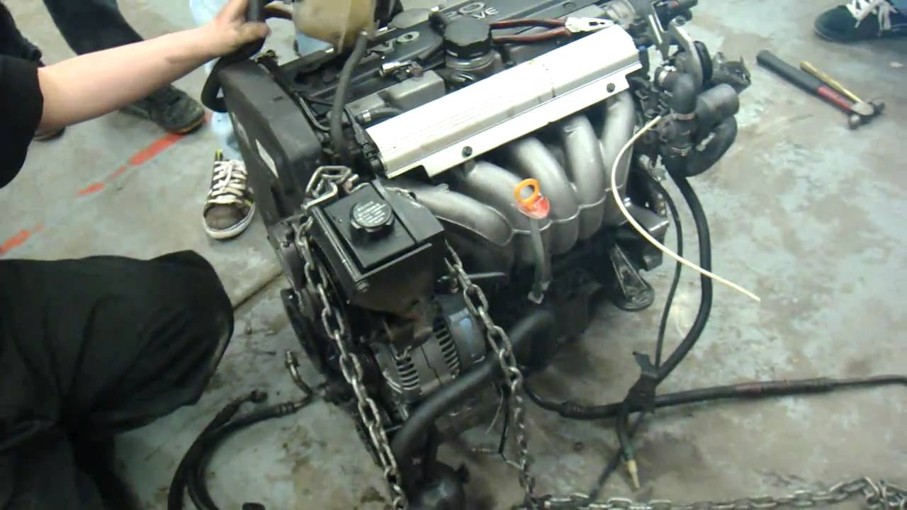 Turbo Volvo Engine Swap  YouTube