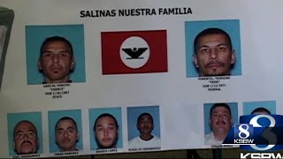14 Salinas gang members indicted by federal grand jury