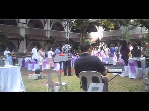 Wedding Program Prayer Before Meal Youtube
