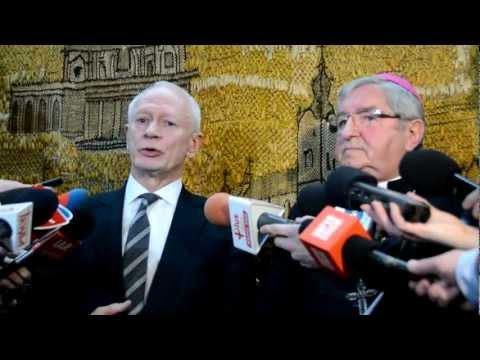 Minister Boni: po spotkaniu Komisji Wspólnej Rządu i Episkopatu