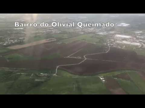 Landing at Lisbon Humberto Delgado Airport, Lisbon, Portugal - 6th May, 2016
