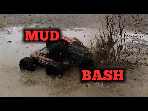TRAXXAS MAXX And ARRMA OUTCAST:4X4 Monster Trucks Get Down And Dirty