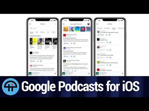 Google Podcasts Founder Talks About the Redesign
