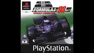 Playthrough [PSX] Formula 1 98